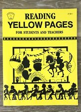 Reading Yellow Pages for Students and Teachers Kids' Stuff 1988