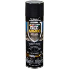 Dupli Color DIY Bed Armor Bed Liner Protector Black Spray Paint BAA2010
