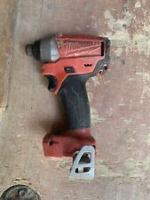 Milwaukee Fuel M18 CID impact driver brushless