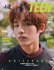 WINWIN NCT 127 DONG SICHENG COVER CHIC TEEN MAGAZINE CHINA NOVEMBER 2017 NOV
