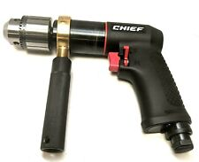 Chief Professional 12 Reversible Air Drill 90 Psi Used 168364 1