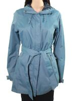 Columbia Womens Jacket Blue Size Small S Pardon My Trench Waterproof $69 729