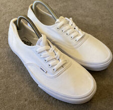 Vans off the Wall Blanco Zapatillas Size UK 8
