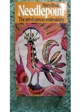 Needlepoint: The art of canvas embroidery By Mary Rhodes