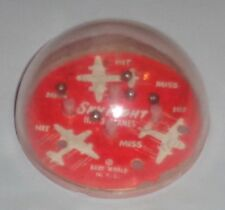 RARE SKY FIGHT Dexterity Game Puzzle Baby World NYC Get 3 of 5 BBs on Planes