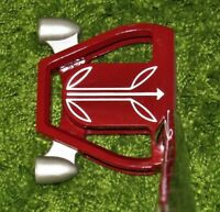 T7 Twin Engine Mallet Putter -  Assembled - Left Hand - Choice Red, Black, White