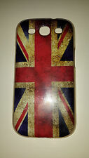 SAMSUNG GALAXY S3 SIII Vintage Union Jack phone cover case silicone