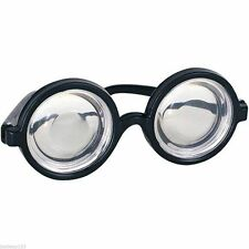 Nerd School Boy Harry Potter Glasses Geek Specs Joke Fancy Dress N69 025