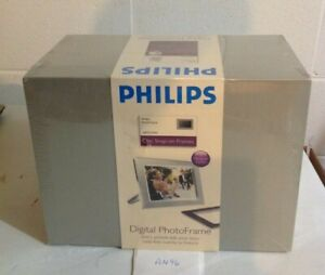"Philips Photo Display Frame 10FF2 9.5"" 4:3 Digital Display Working Perfectly"
