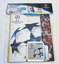 Panini CHAMPIONS LEAGUE 2012/2013 12/13 - STARTER SET: ALBUM + 3 TÜTEN PACKETS