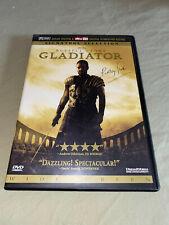 Gladiator Dvd Widescreen 2-Disc Set Russell Crow Joaquin Phoenix Ridley Scott