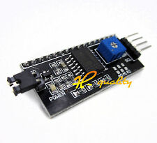 IIC/I2C/TWI/SPI Serial Interface Board Module Port fit Arduino 1602LCD Display