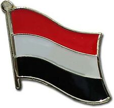 Iraq Plain Country Flag Bike Motorcycle Hat Cap lapel Pin