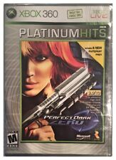 Perfect Dark Zero for Xbox 360 Brand New Sealed - Free U.S. Shipping - Nice