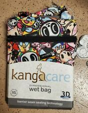 Kanga Care Wet Bag, Tokidoki Tokijoy (New) Limited Edition Rare