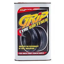 Grip Tyre Softener - Traction Performance Grip Track - SPOOX