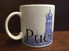 Starbucks Coffee 2008 Puerto Vallarta Mug 20oz Mexico City Series