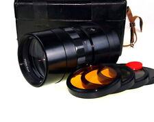 Soviet lens  MC MTO - 1000 A  Telefoto  1100 mm  F 10.5