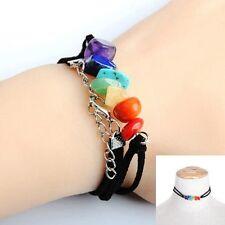Life Bracelet Lovers Casual Jewelry 7 Chakra Healing Beads Bracelet Yoga