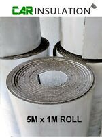 Van Adhesive Roof Insulation Foil Closed Cell Foam Floor Sound Proofing GMPE 5m²