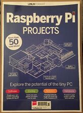 Linux Format Raspberry Pi Projects Cool Ideas Coding Software 2014 FREE SHIPPING