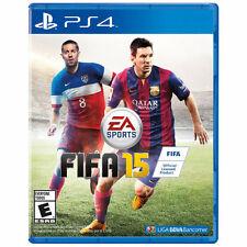 FIFA 15 (Sony PlayStation 4, 2014) LN, Never Played, and Complete! EA sports