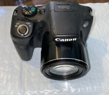 Canon PowerShot SX530 HS 16.0MP Digital Camera – Black **Doesn't work**