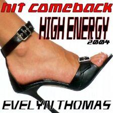 Evelyn Thomas High energy 2004 (4 versions) [Maxi-CD]