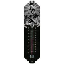 Termometro in Latta Vintage Elvis - Rock'n Roll Baby 7 x 28 in metallo decorato