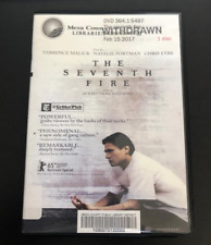 The Seventh Fire (DVD, 2016) EX LIBRARY