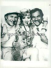 1975 Lucky Lady Printed 1983 Gene Hackman Liza Minnelli Original Press Photo