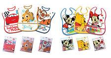 Disney Baby Bibs Cloths