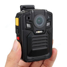 32GB Body Worn Camera Police Ambarella A7 Video DVR Recorder 1080P Night Vision