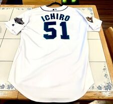 ICHIRO Suzuki 2001 All Star Game Jersey Size 48 XL EXCELLENT CONDITION