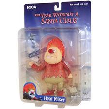 "HEAT MISER 7"" Year without a Santa Claus figure~Rudolph~Christmas~NECA~YWASC~NIB"