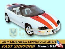 1998 1999 2000 2001 2002 Chevrolet Camaro Z28 RS Rally Sport Decals Stripes Kit
