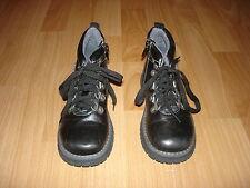 """Bottines/boots noir """"Nucci Kids"""" P29 toutes neuves, ne les râtez pas !"""
