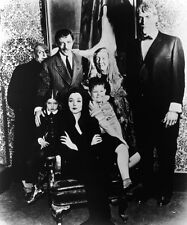 The Addams Family TV SERIES CAST GLOSSY PICTURE 8x10 PHOTO
