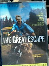 """The Great Escape"" (2-disc Special Edition) Dvd Steve McQueen, Rich Attenborough"