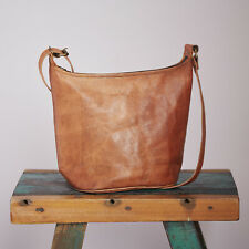 Fair Trade Handmade Genuine Leather Tote Over The Shoulder Bag - 2nd Quality