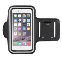 CoverKingz Apple iPhone 6/6S Sportarmband Fitness-Hülle Jogging-Armband schwarz