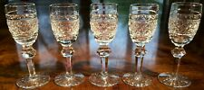 WATERFORD CASTLETOWN CORDIAL GLASSES SET OF 2 - FREE SHIP - More Available