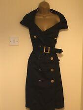 Atmosphere Black Cotton Wiggle Dress 16