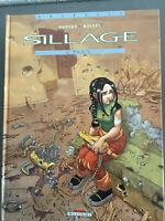 Sillage Tome 5 JVJ - état neuf - première edition VO