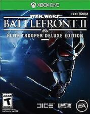 Star Wars: Battlefront II 2 Elite Trooper Deluxe Edition Microsoft Xbox One