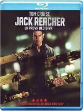 Jack Reacher (Blu Ray) Tom Cruise