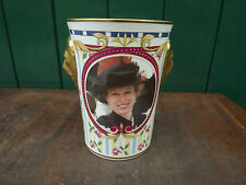 2000 Princess Anne 50th Birthday Lionhead Beaker Caverswall China Limited Edit