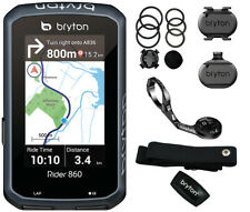 CICLO COMPUTER BRYTON 860T CICLISMO SPORT GPS