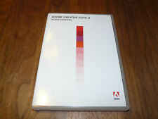 Adobe Creative Suite 4 CS4 Design Standard version française pour Mac Vollvers.