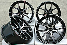 "18"" CRUIZE GTO ALLOY WHEELS FIT AUDI A4 ALL MODELS"